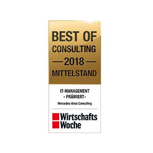 Best of Consulting 2018