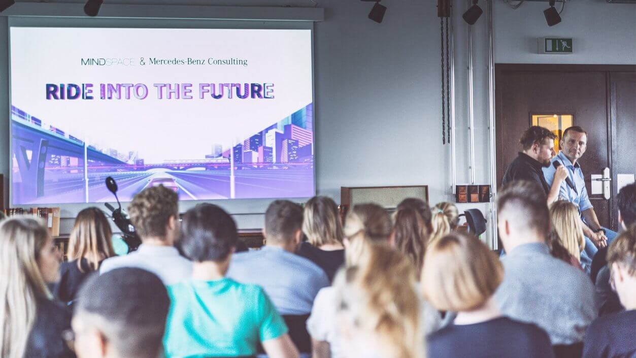 """Ride Into The Future"" – unser Satellite Event zur Tech Open Air in Berlin"