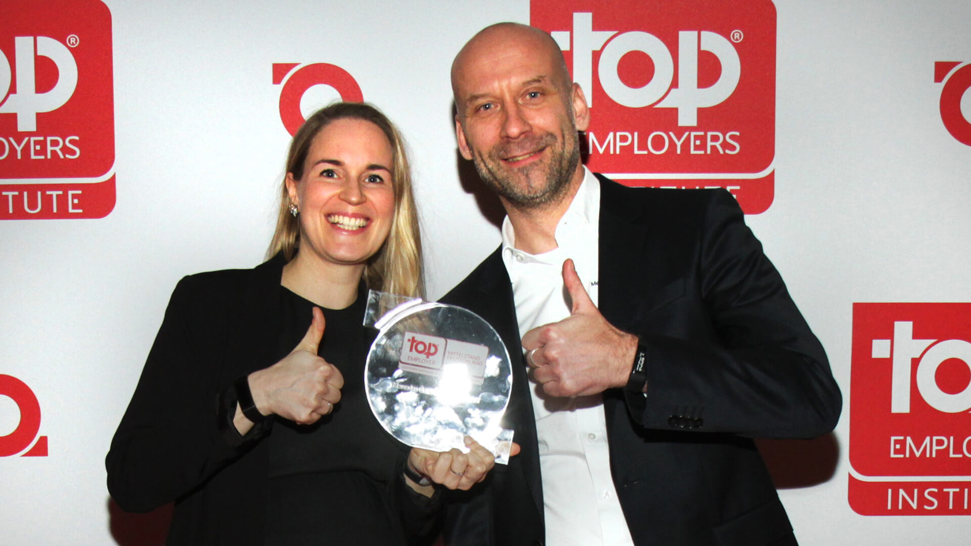 Zweiter Platz bei Top Employer Mittelstand